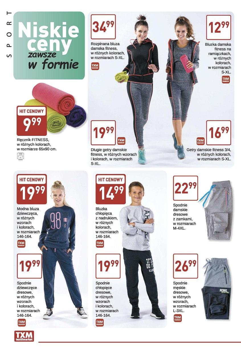 Gazetka promocyjna Textil Market do 19/09/2017 str.3