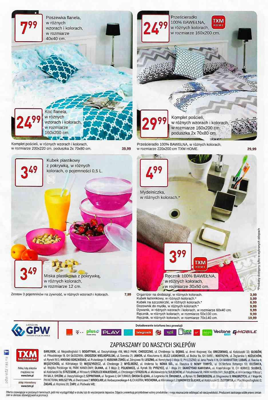 Gazetka promocyjna Textil Market do 11/07/2017 str.3