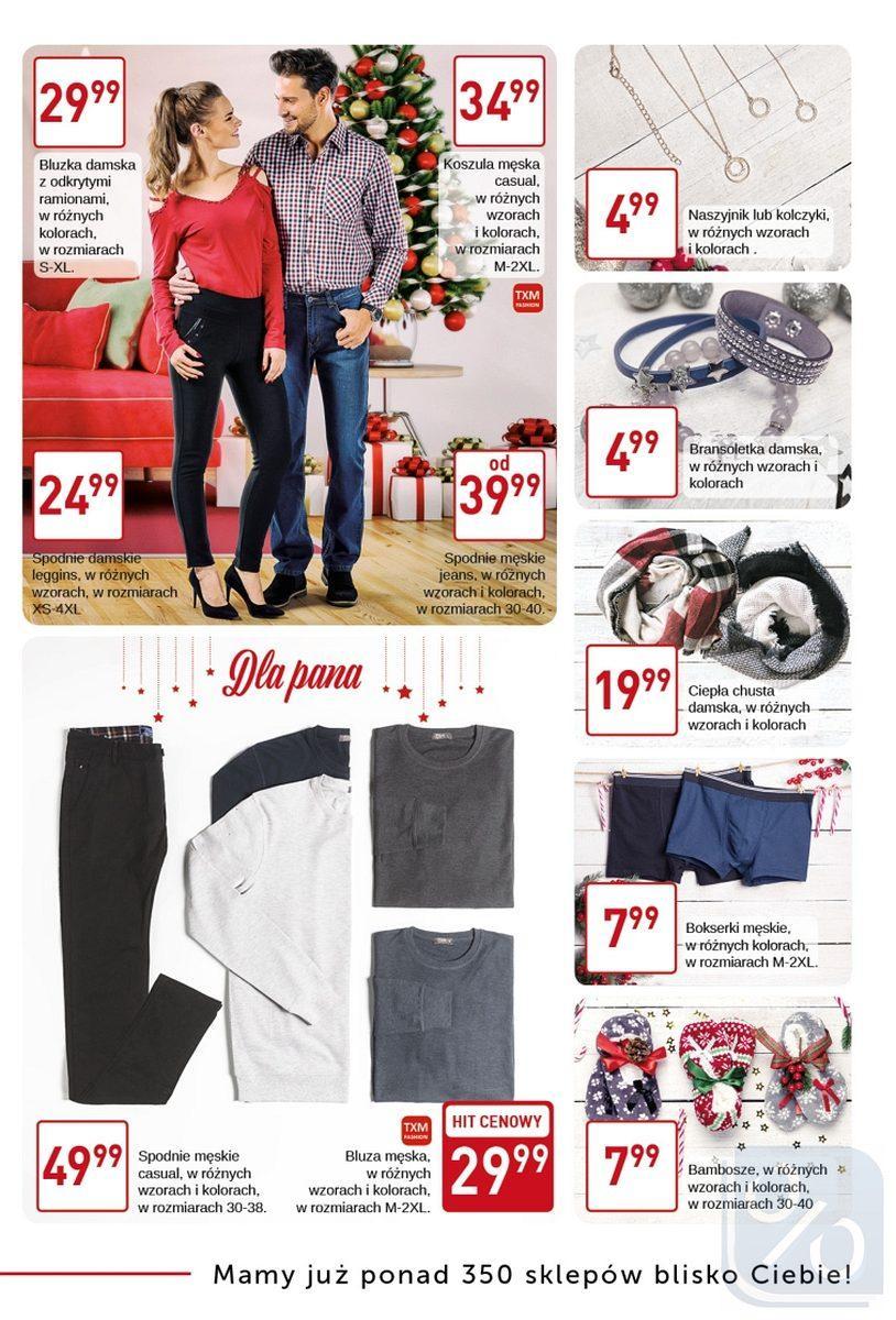 Gazetka promocyjna Textil Market do 31/12/2017 str.2