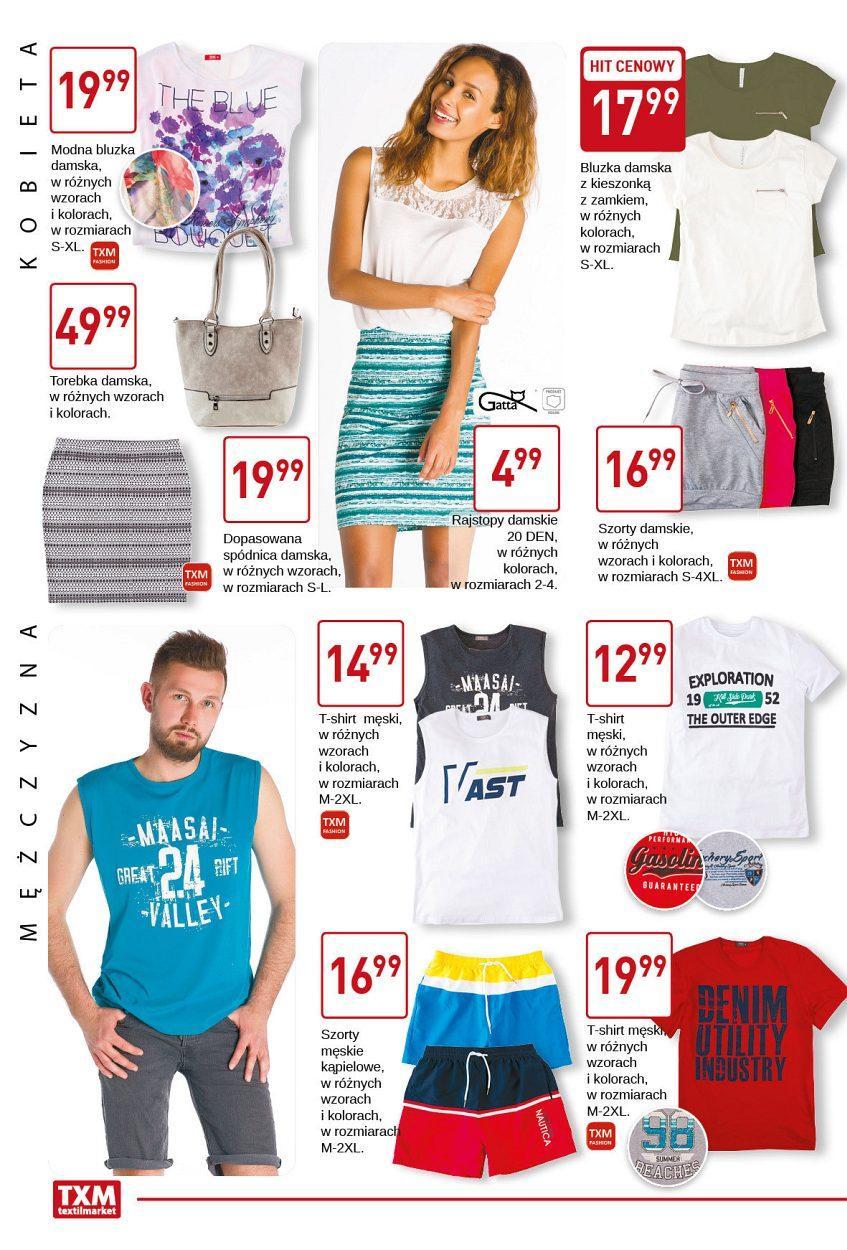 Gazetka promocyjna Textil Market do 16/05/2017 str.1