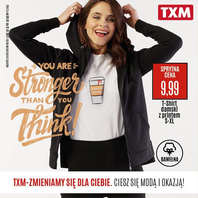 Gazetka promocyjna Textil Market do 12/01/2021 str.1