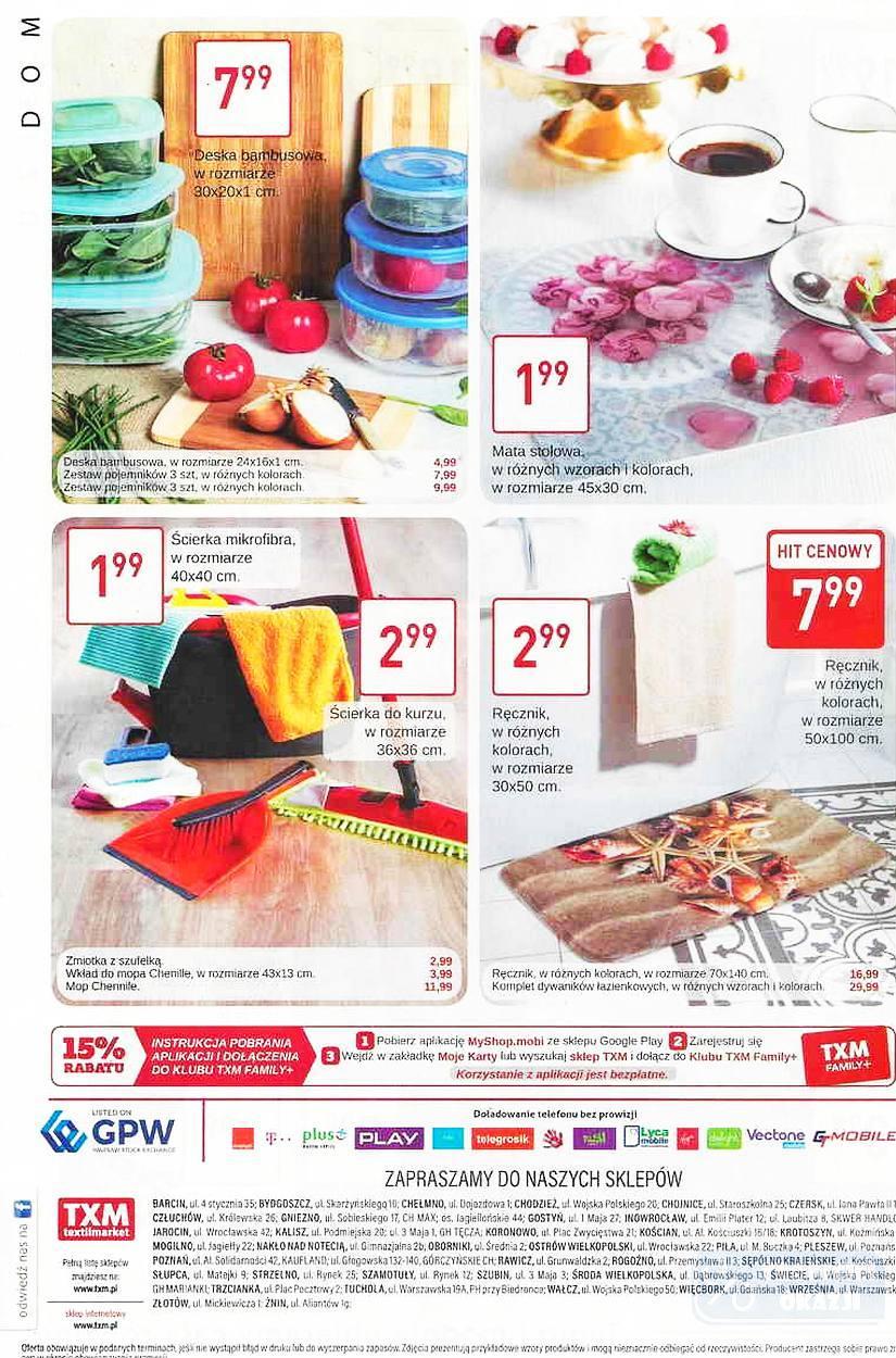 Gazetka promocyjna Textil Market do 03/10/2017 str.3