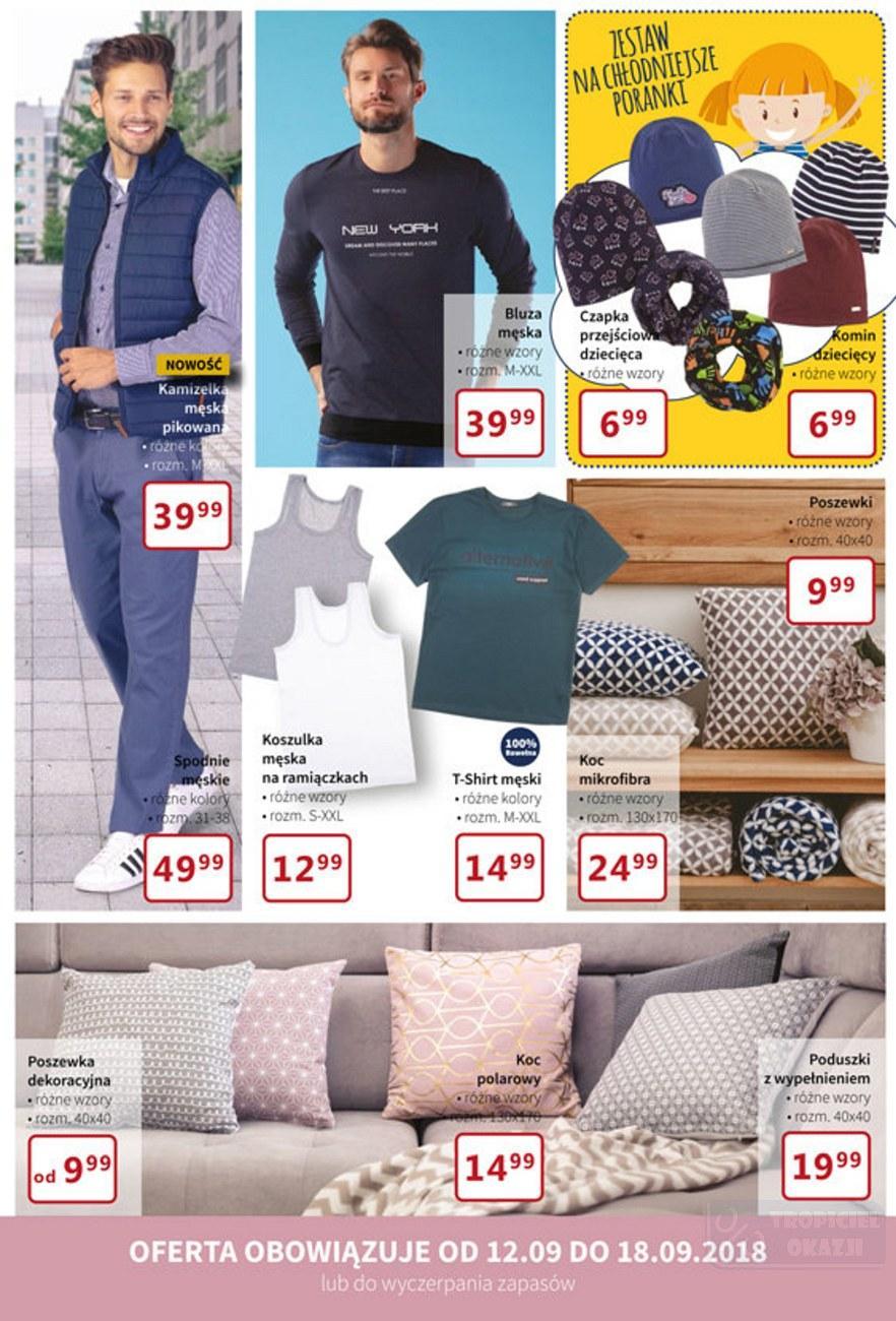 Gazetka promocyjna Textil Market do 18/09/2018 str.3