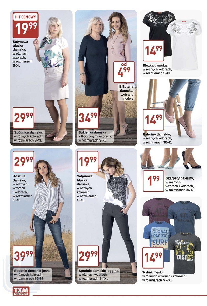 Gazetka promocyjna Textil Market do 20/03/2018 str.1