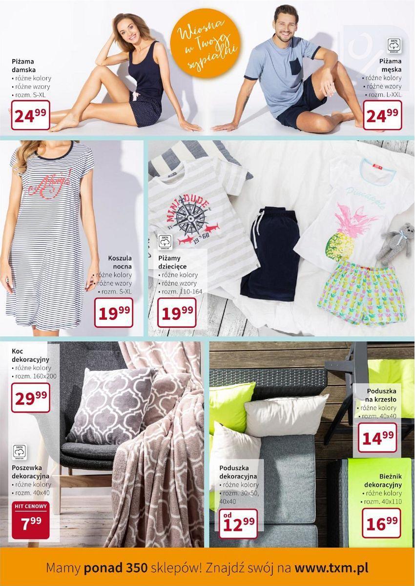 Gazetka promocyjna Textil Market do 08/05/2018 str.3