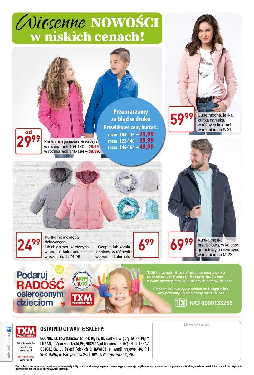 Gazetka promocyjna Textil Market do 20/02/2018 str.3