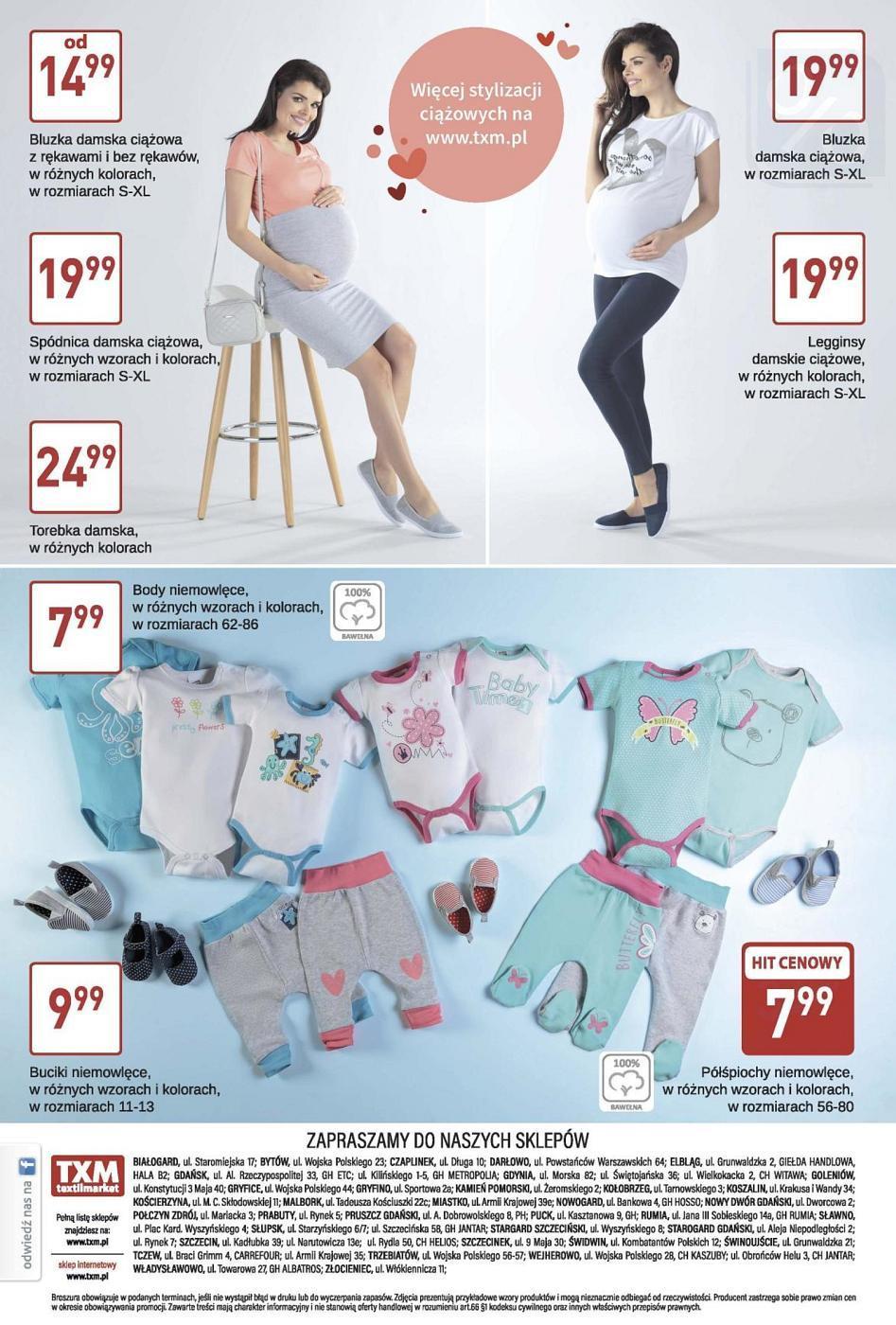 Gazetka promocyjna Textil Market do 02/05/2018 str.3