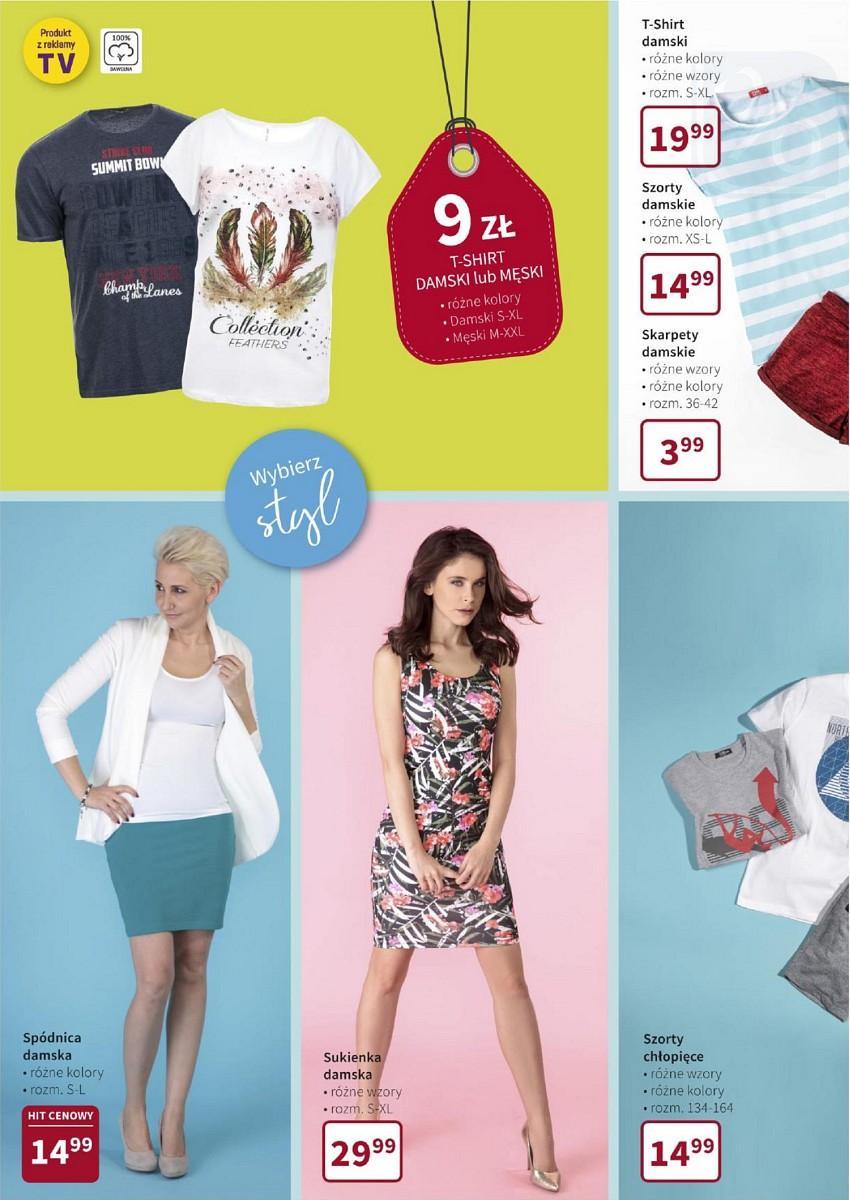Gazetka promocyjna Textil Market do 08/05/2018 str.1