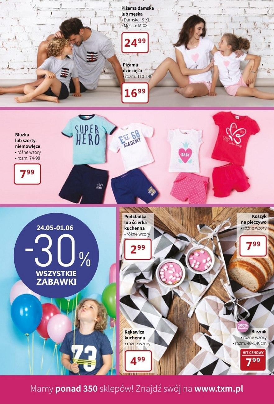 Gazetka promocyjna Textil Market do 05/06/2018 str.3