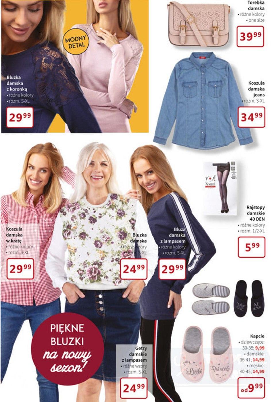 Gazetka promocyjna Textil Market do 09/10/2018 str.1