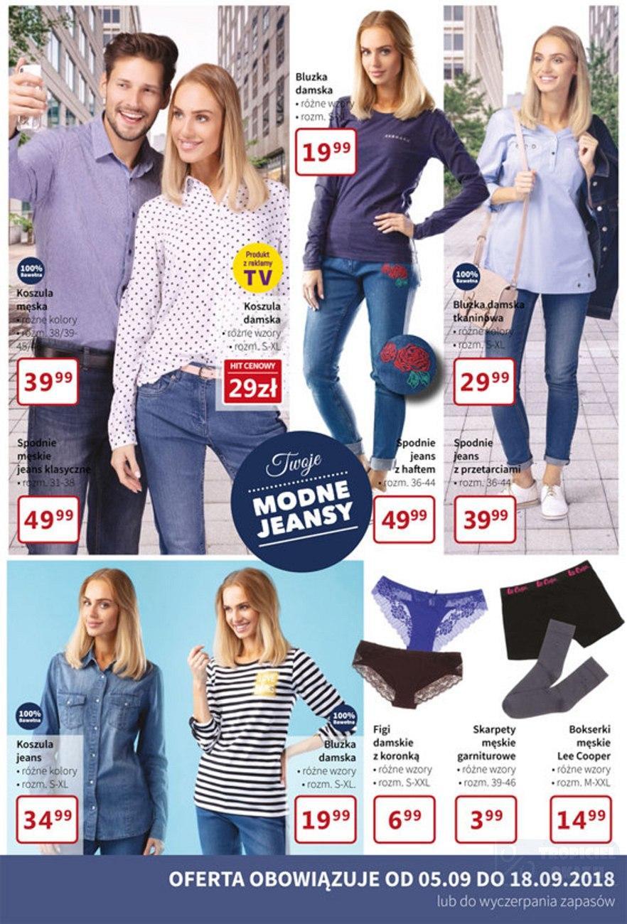 Gazetka promocyjna Textil Market do 18/09/2018 str.2
