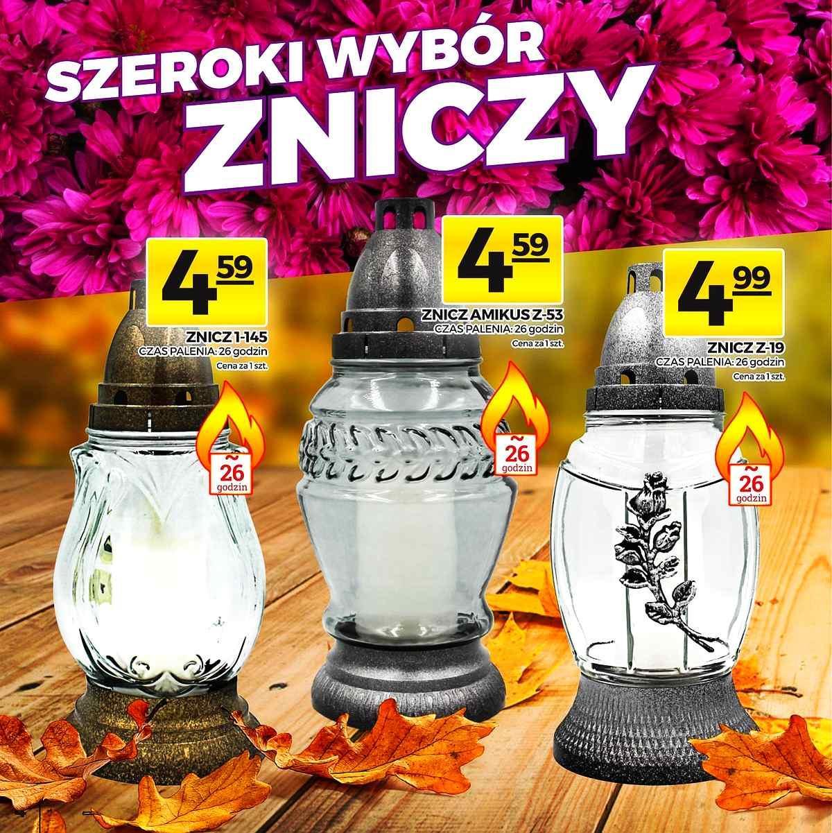 Gazetka promocyjna Topaz do 12/11/2020 str.4