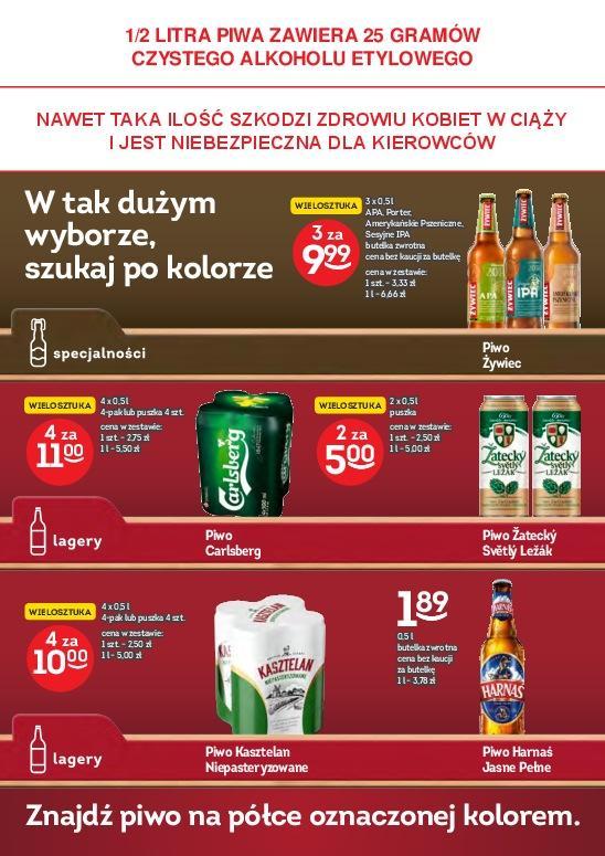 Gazetka promocyjna Żabka do 30/10/2018 str.11