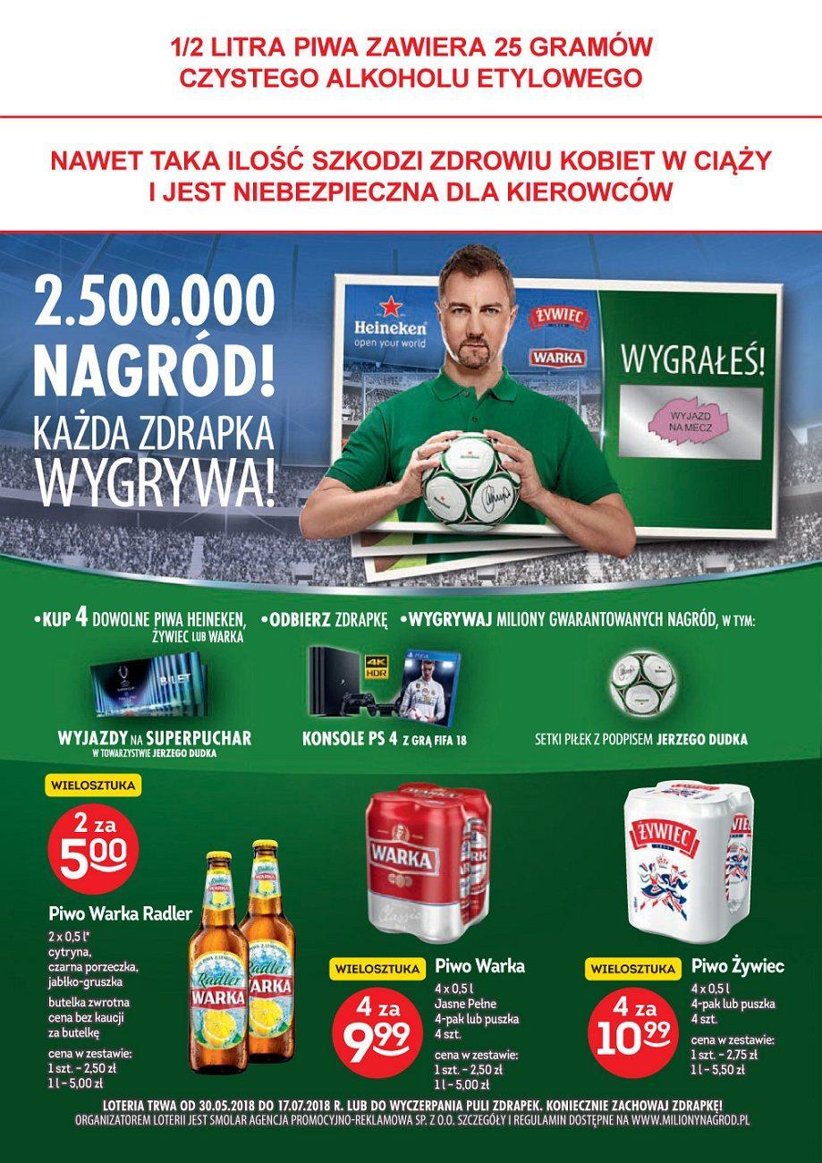 Gazetka promocyjna Żabka do 24/07/2018 str.3