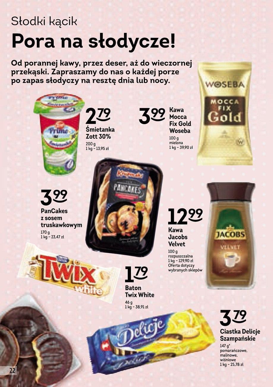 Gazetka promocyjna Żabka do 21/08/2018 str.21