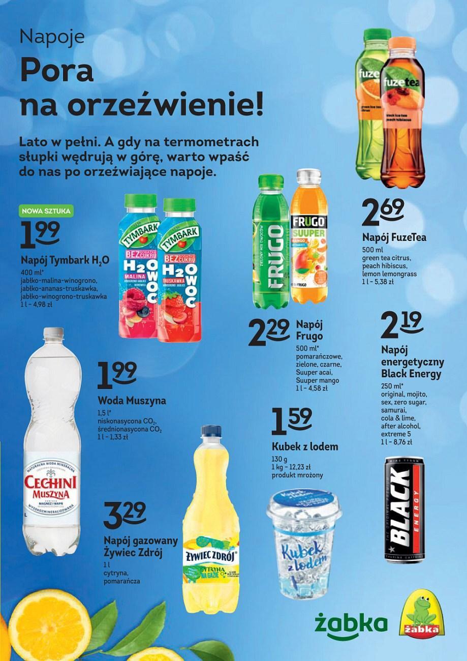 Gazetka promocyjna Żabka do 24/07/2018 str.24