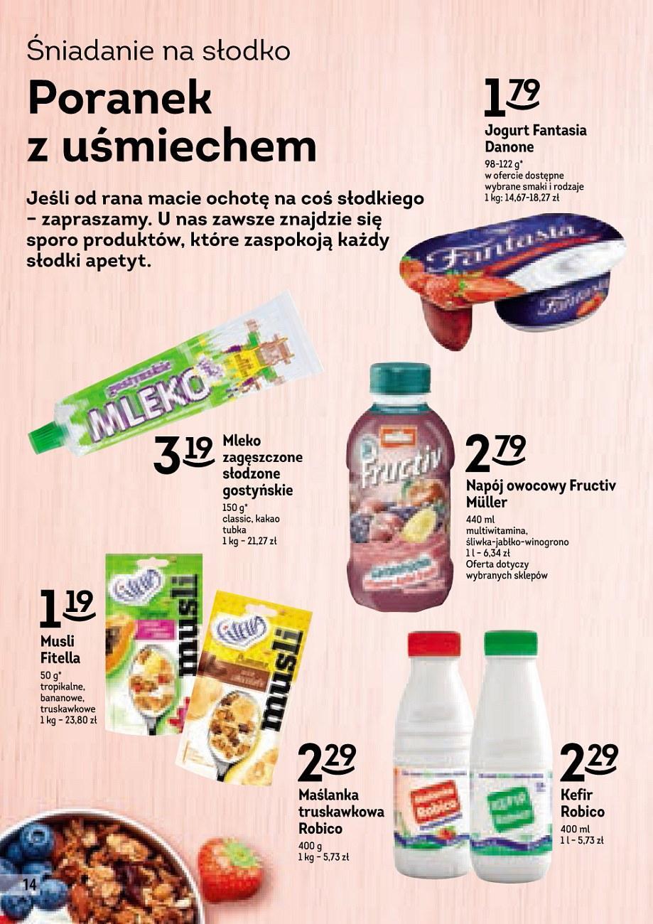 Gazetka promocyjna Żabka do 21/08/2018 str.14