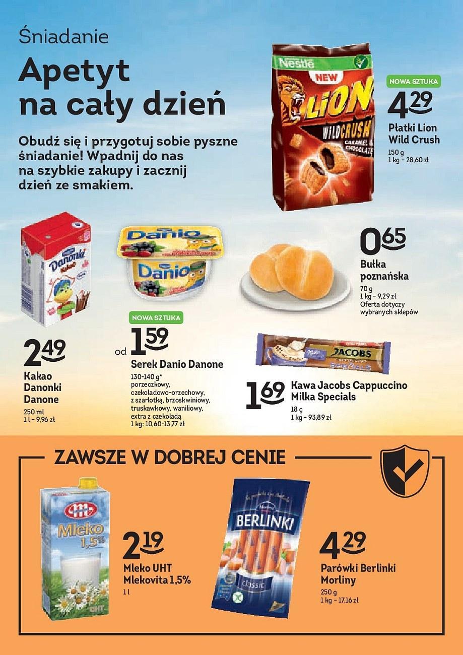 Gazetka promocyjna Żabka do 18/09/2018 str.7