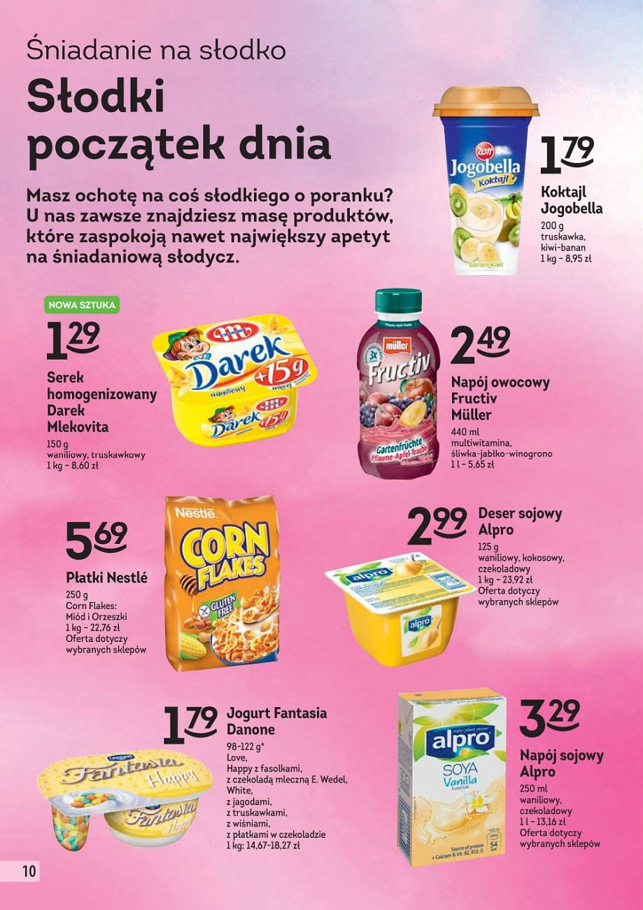 Gazetka promocyjna Żabka do 10/07/2018 str.9