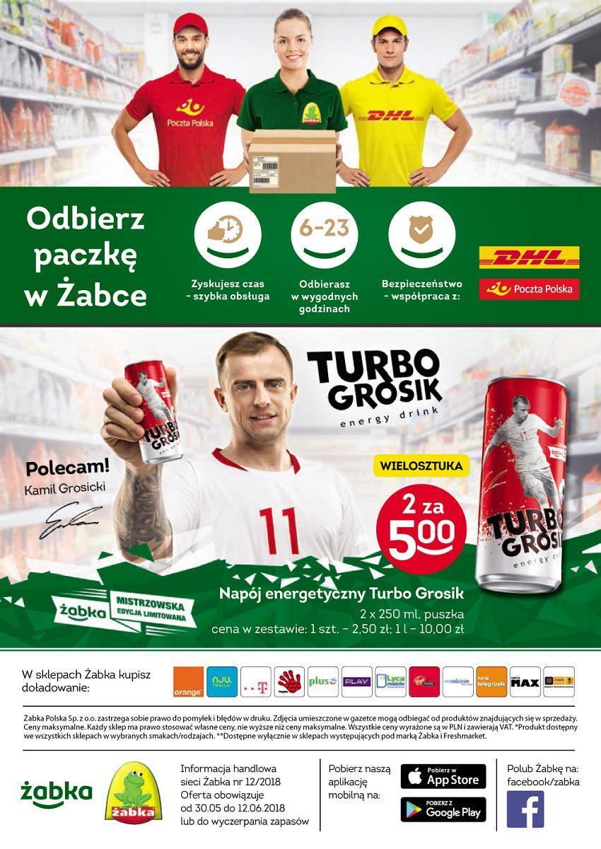 Gazetka promocyjna Żabka do 12/06/2018 str.23