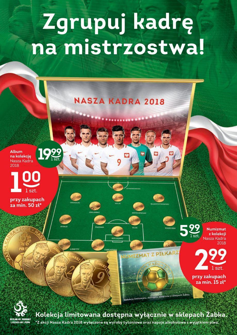 Gazetka promocyjna Żabka do 26/06/2018 str.1