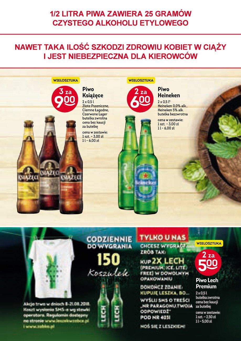 Gazetka promocyjna Żabka do 21/08/2018 str.8