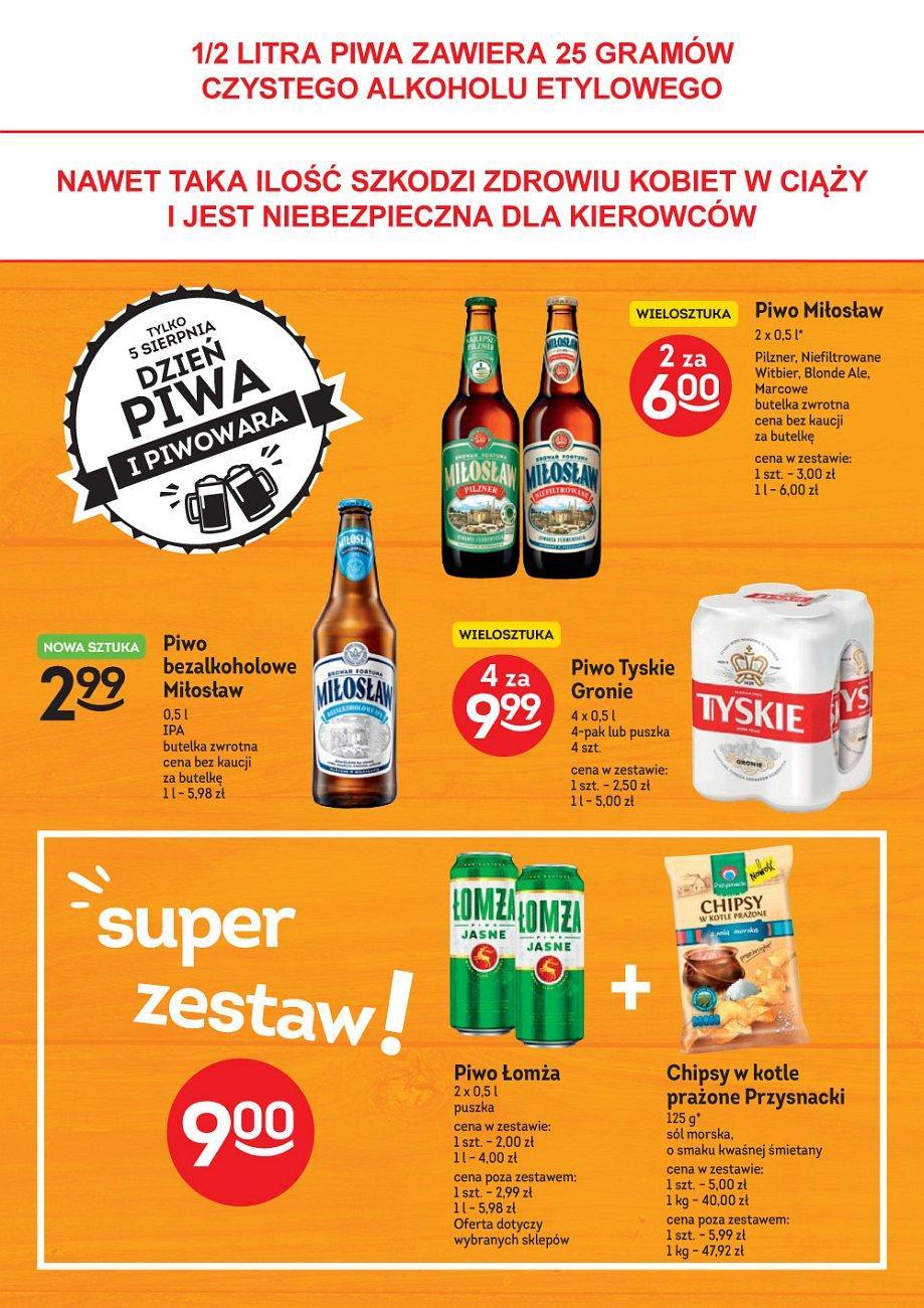 Gazetka promocyjna Żabka do 07/08/2018 str.3