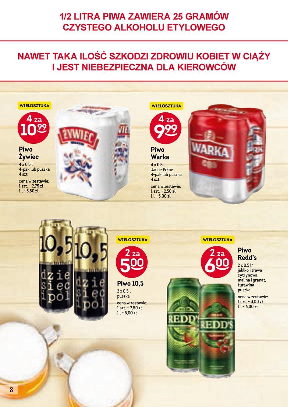 Gazetka promocyjna Żabka do 21/08/2018 str.7