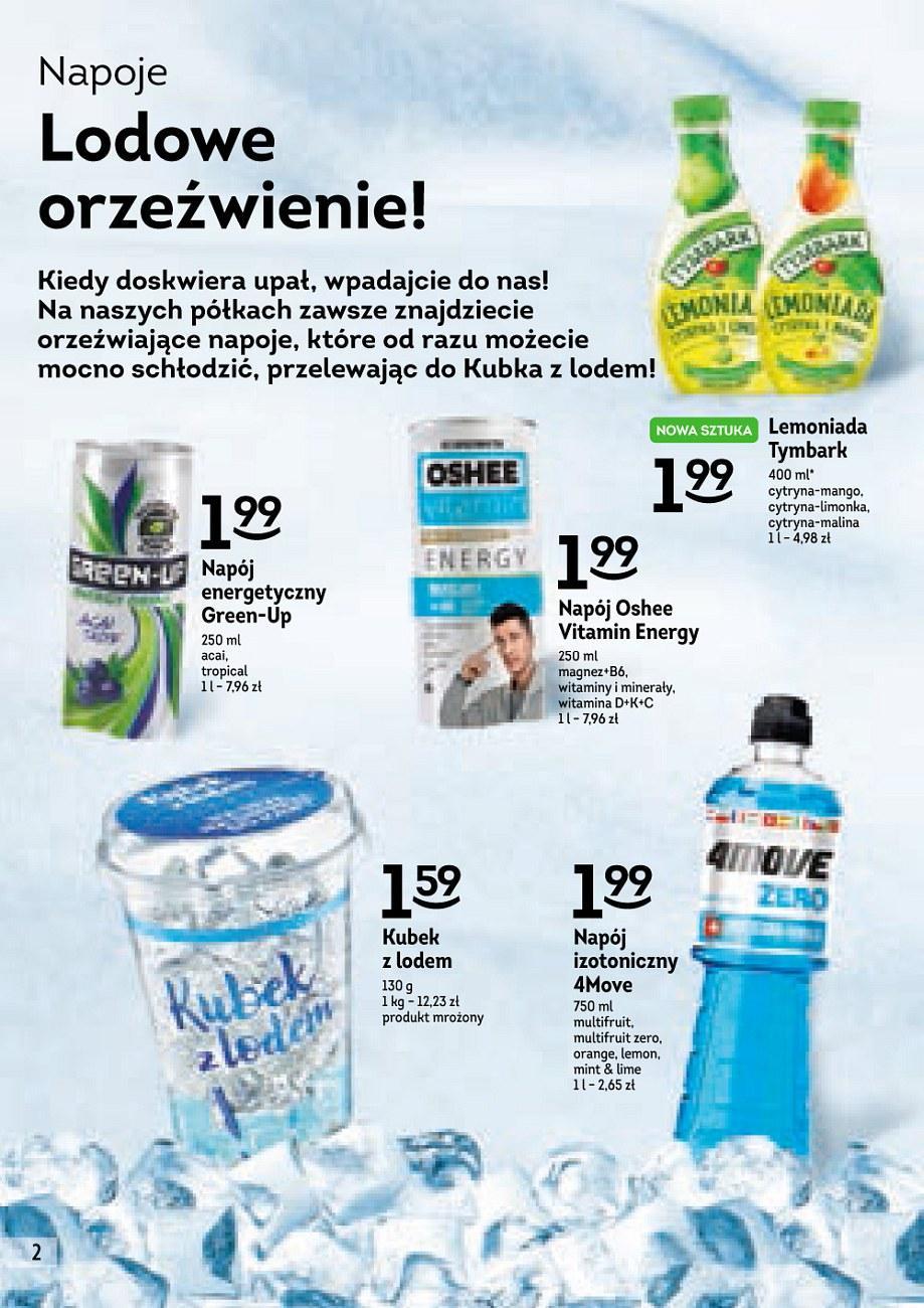 Gazetka promocyjna Żabka do 21/08/2018 str.1