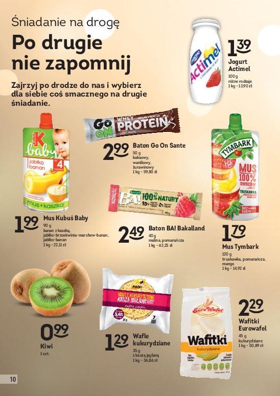 Gazetka promocyjna Żabka do 13/11/2018 str.9