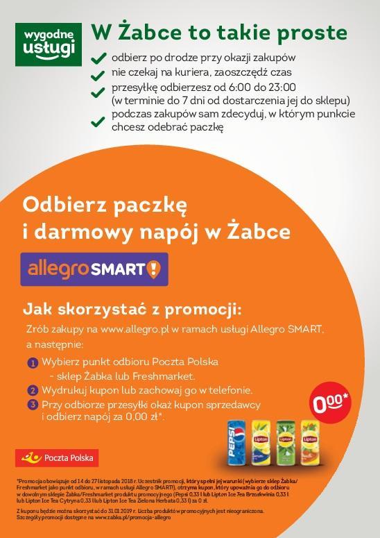 Gazetka promocyjna Żabka do 27/11/2018 str.2