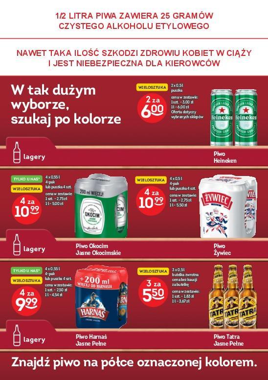 Gazetka promocyjna Żabka do 13/11/2018 str.15