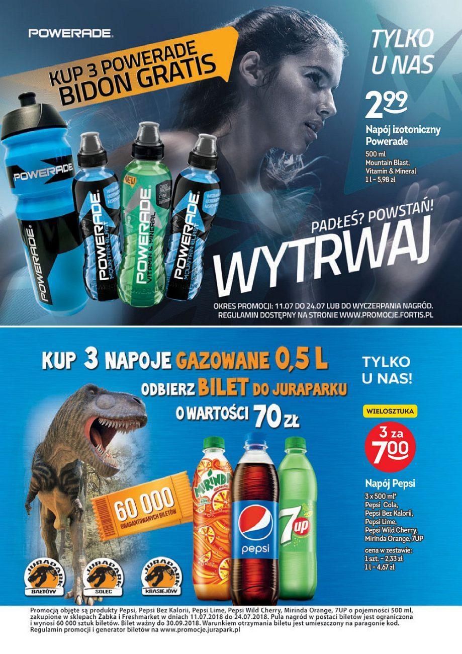 Gazetka promocyjna Żabka do 24/07/2018 str.25