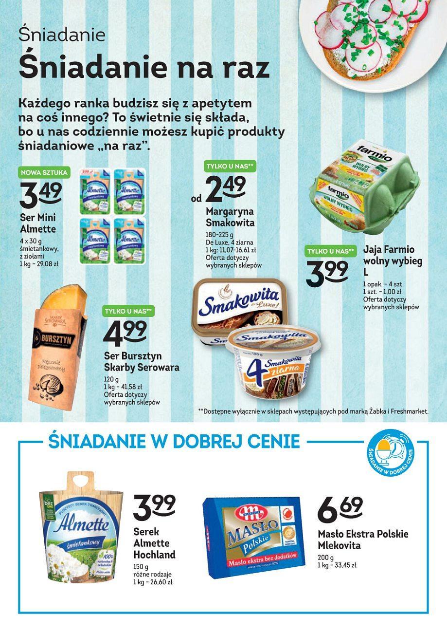 Gazetka promocyjna Żabka do 07/08/2018 str.5
