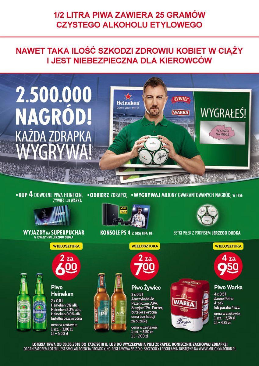 Gazetka promocyjna Żabka do 12/06/2018 str.6