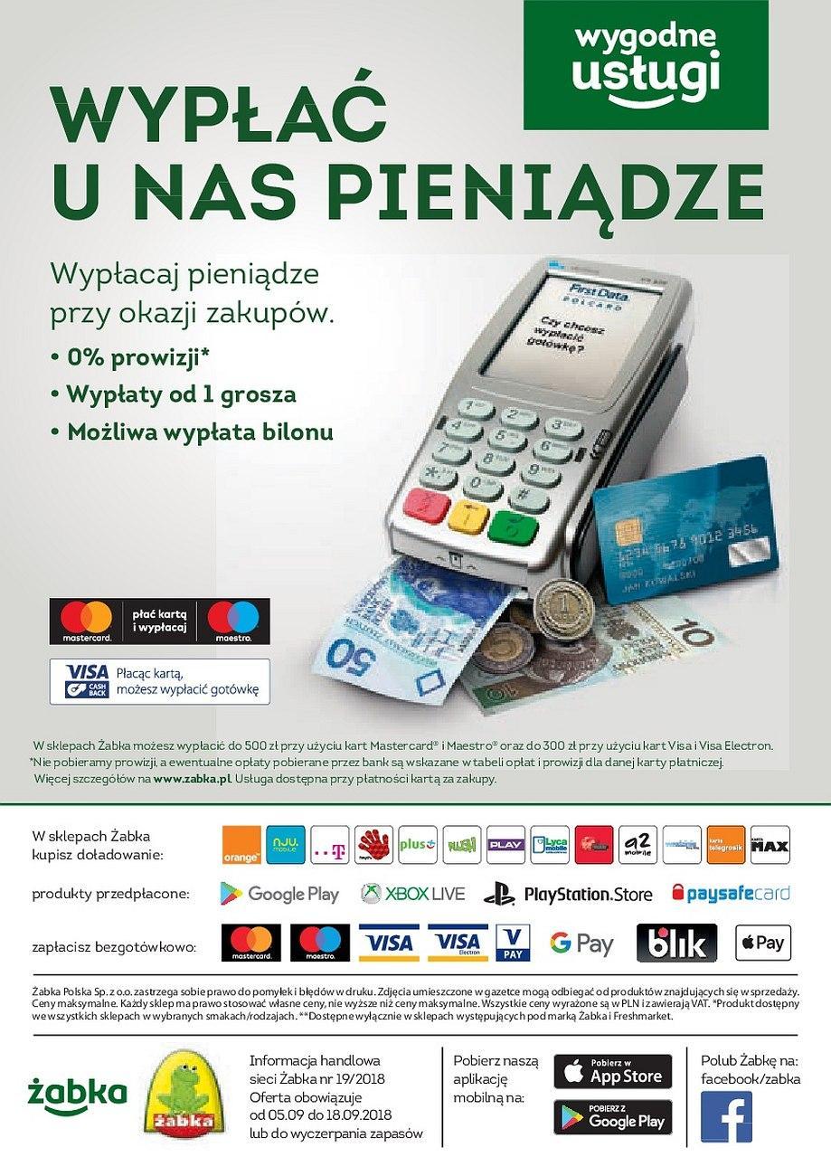 Gazetka promocyjna Żabka do 18/09/2018 str.24