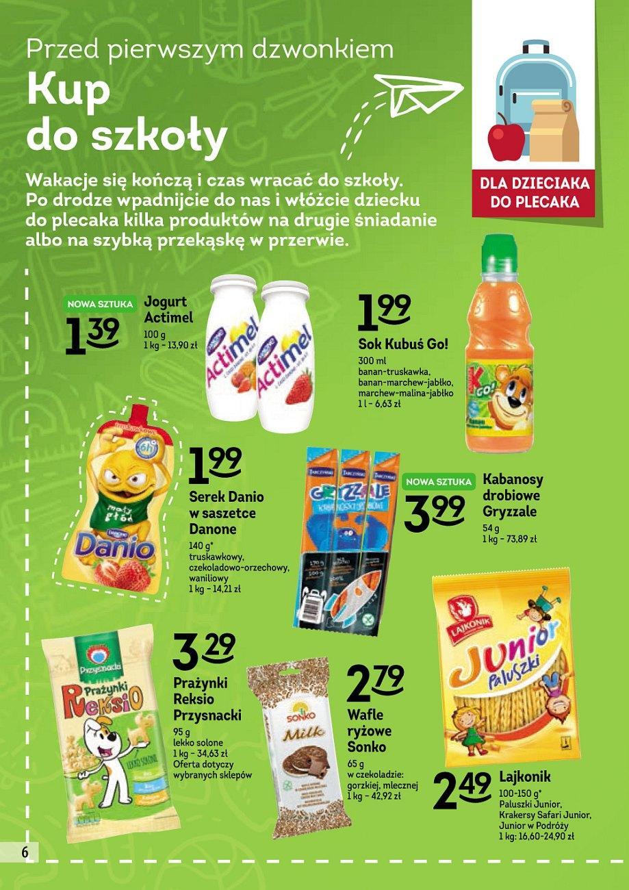 Gazetka promocyjna Żabka do 04/09/2018 str.5