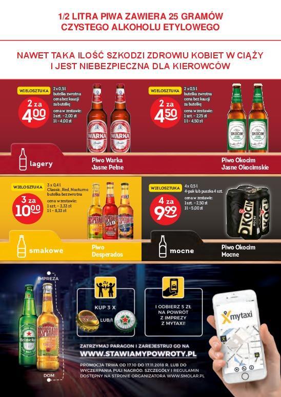 Gazetka promocyjna Żabka do 30/10/2018 str.12