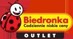 Biedronka Outlet gazetka